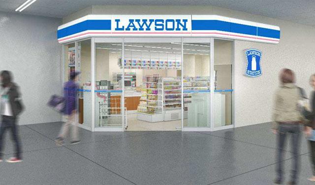 ローソンがAmazonの商品を店頭で注文し、受け取ることのできるサービスを開始
