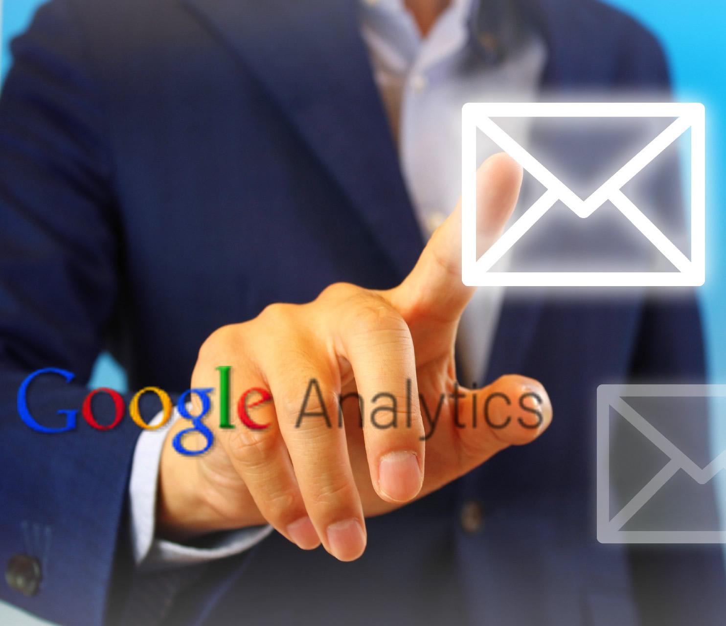 GoogleAnalyticsでメールからのクリック数を確認する方法