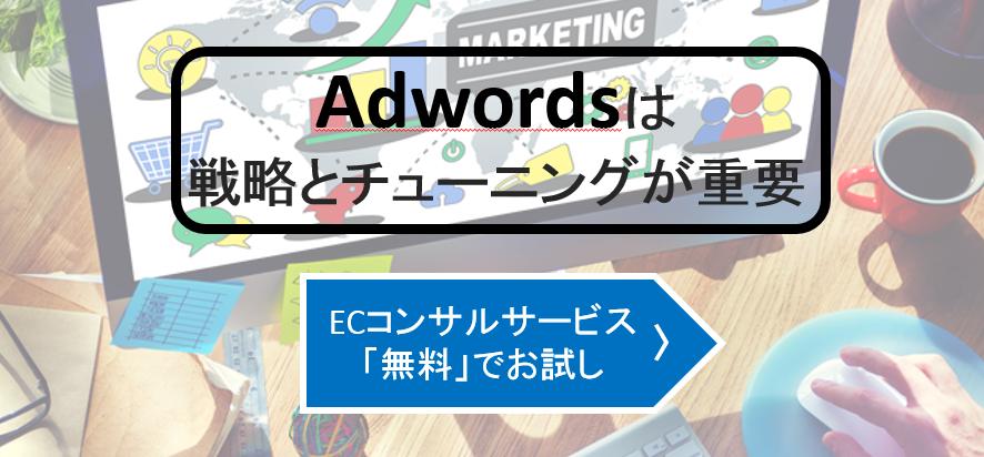 ECコンサル_adwords