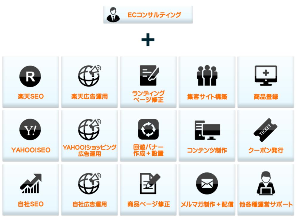 月10万円からのライト運営代行サービスを開始いたしました。