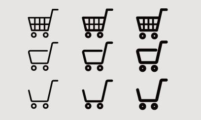 主なショッピングカートの比較!メリットとデメリット